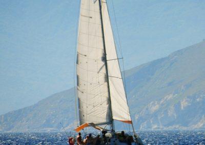 Mare E Vento Barca a Vela Vacanze