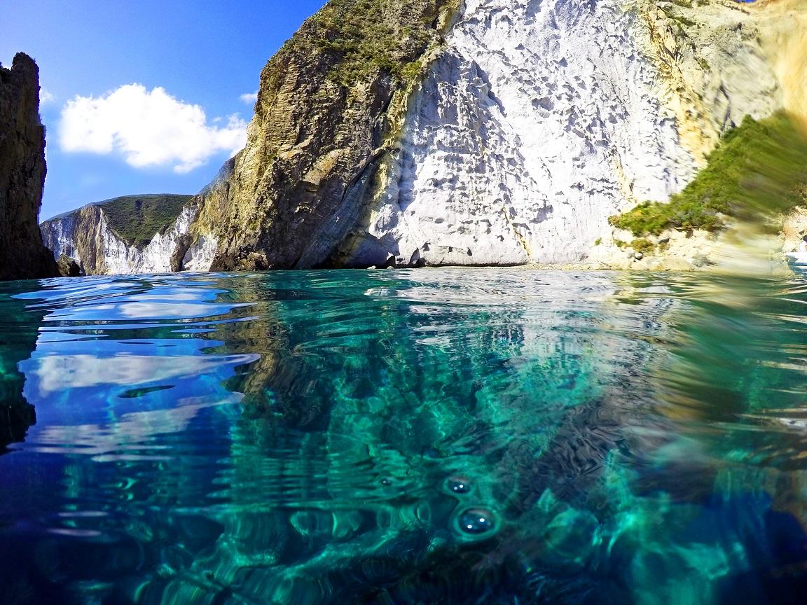 vacanze in barca a vela Ponza e isole Pontine