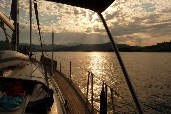 Arcipelago Toscano in barca a vela, vacanze in barca a vela Elba Giglio Giannutri