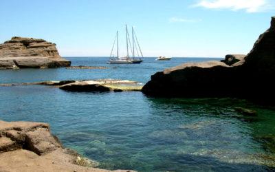 Weekend in barca a vela Ventotene Ponza Palmarola | 19- 22 settembre 2019