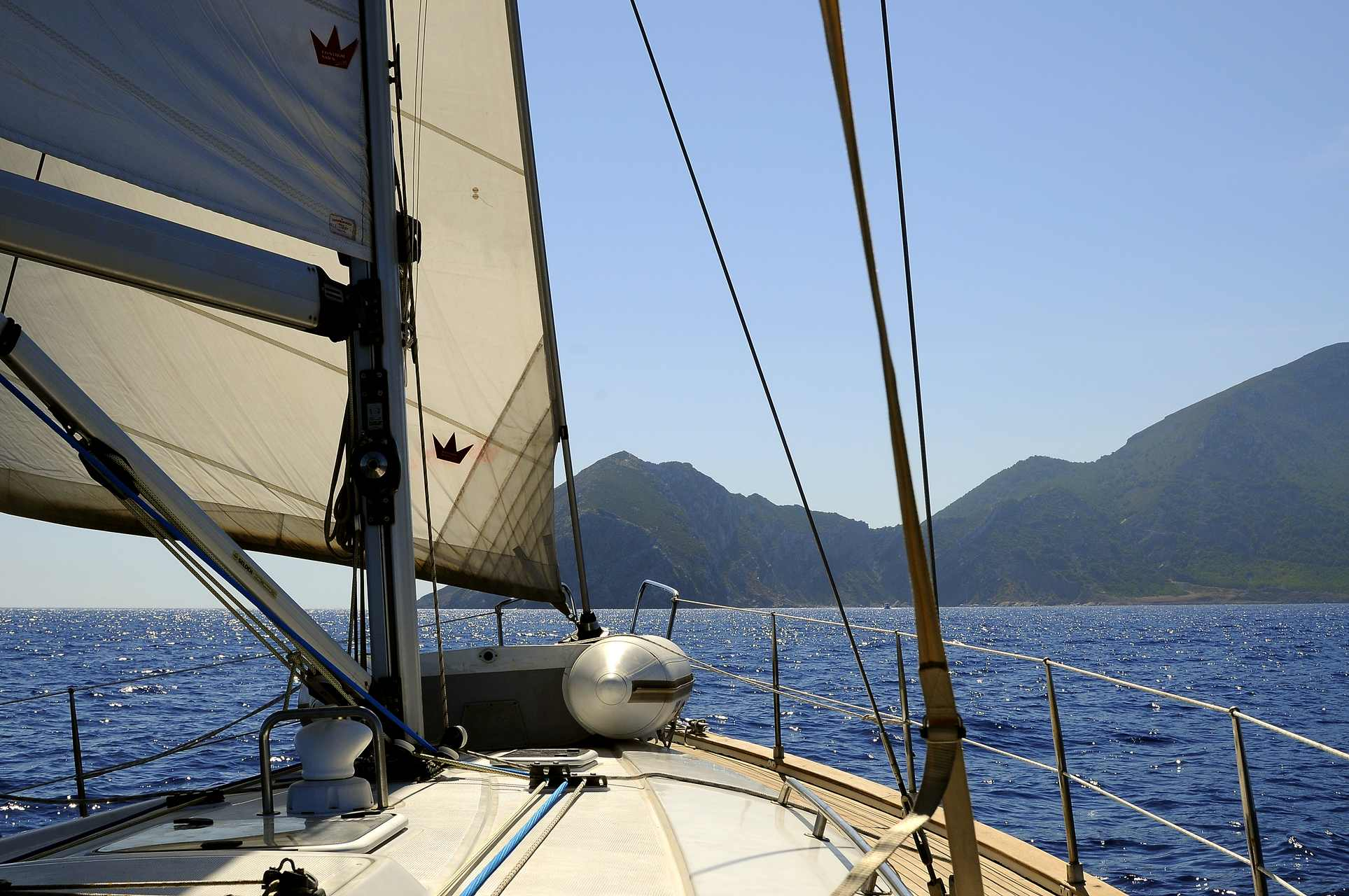 weekend in barca a vela Arcipelago Toscano Giglio Giannutri Elba
