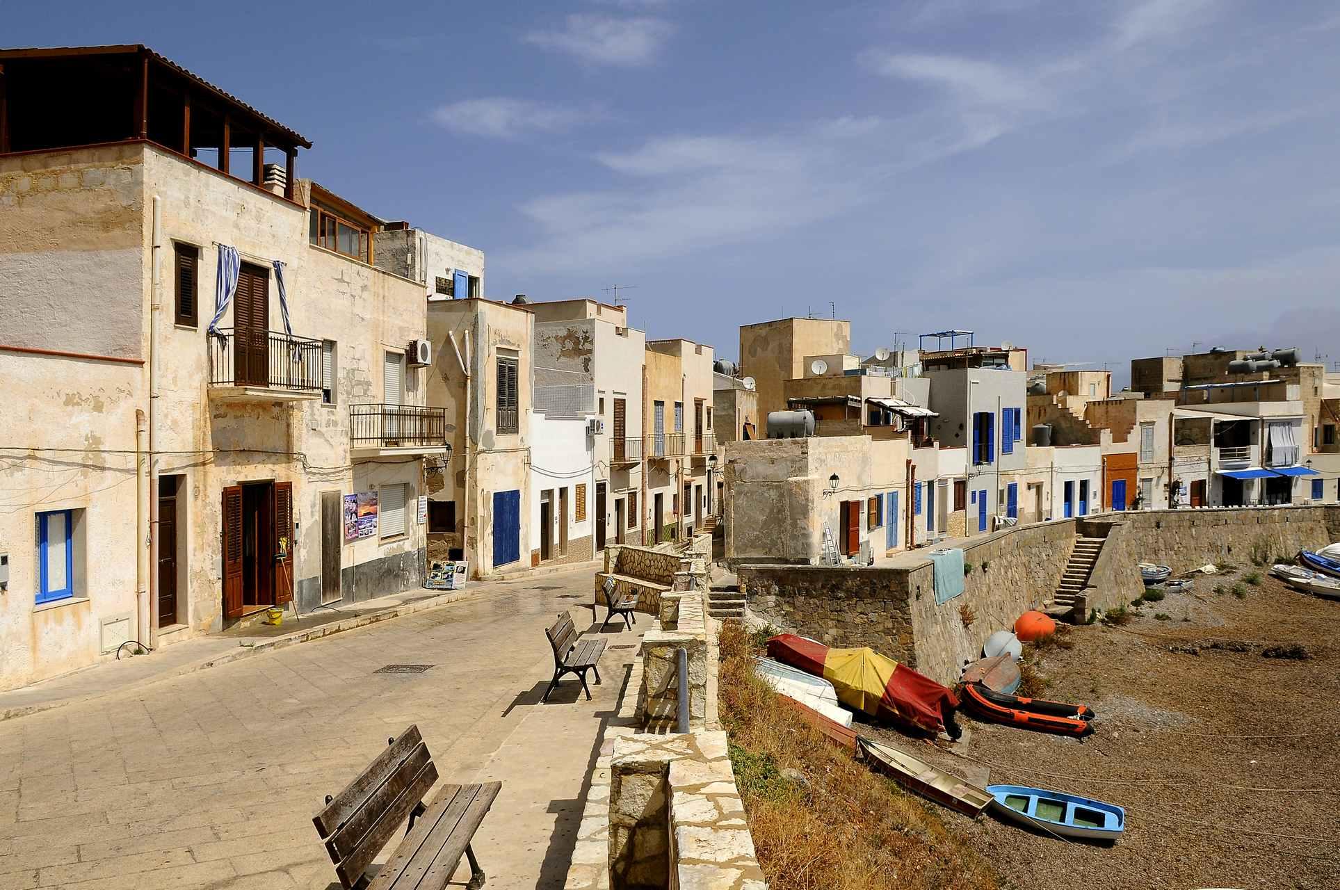 Mare e Vento | Egadi in barca a vela | Vacanze in barca a vela | isole Egadi