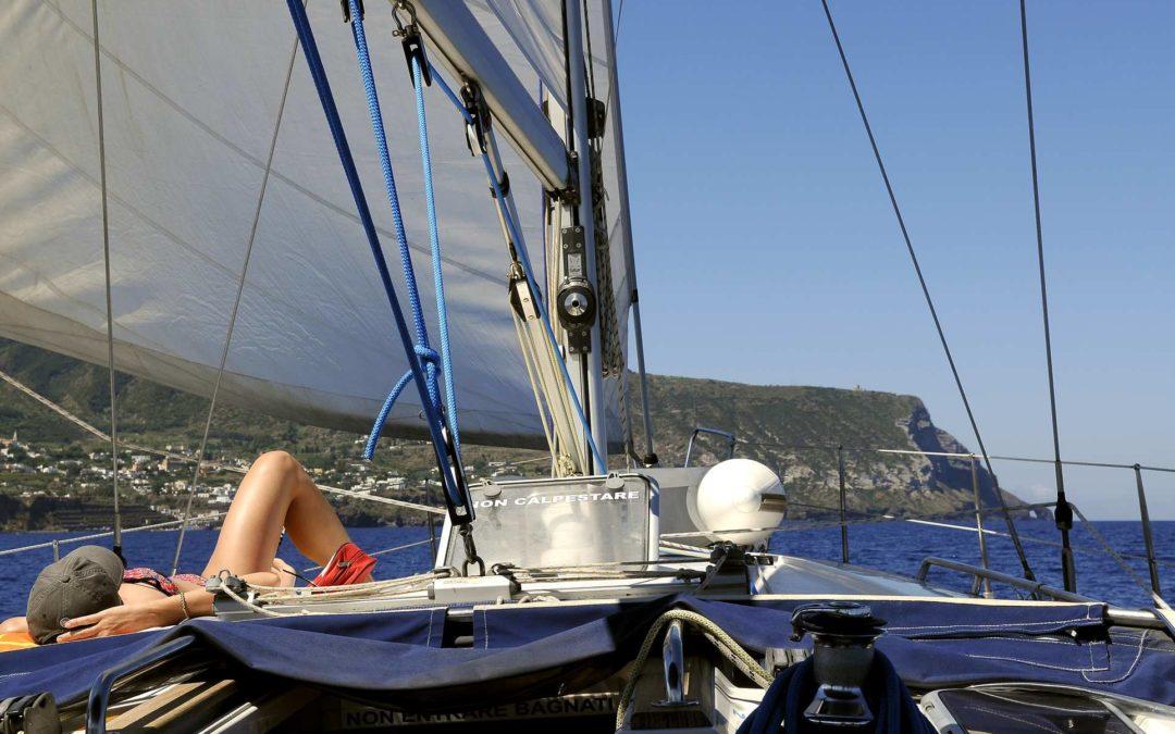 2 – 3 marzo| Weekend a vela | Arcipelago Toscano