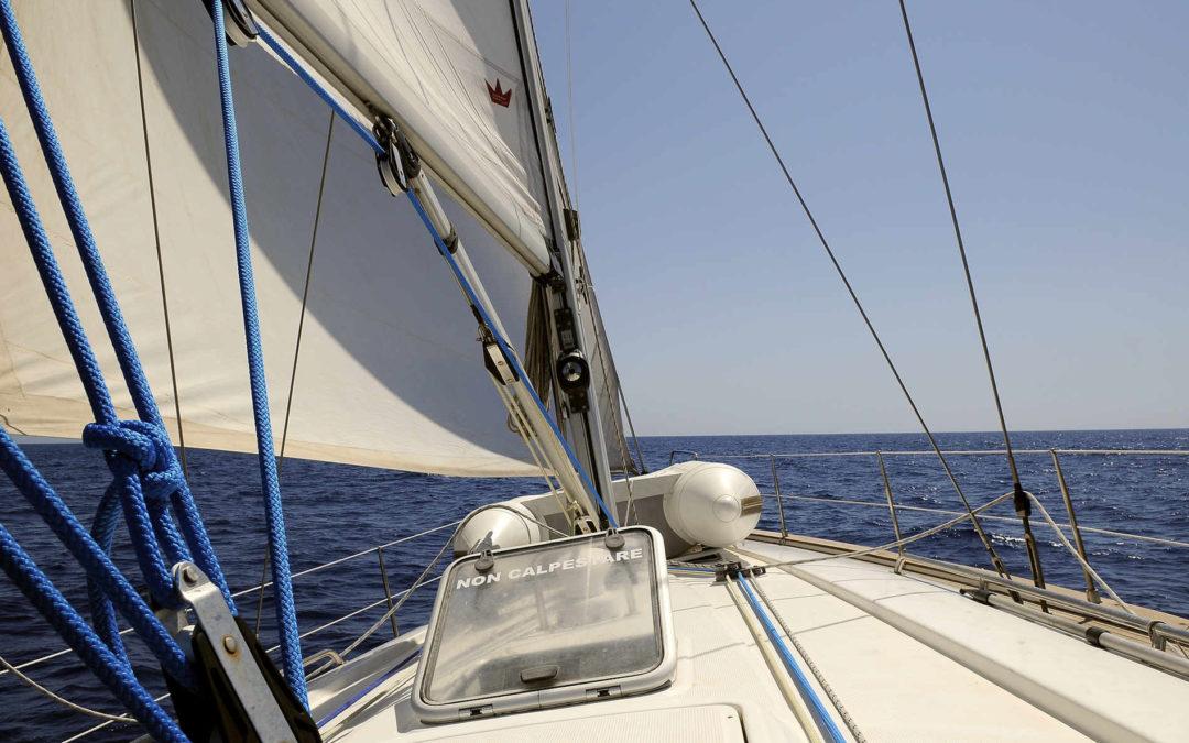 16-17 marzo   Weekend a vela   Arcipelago Toscano