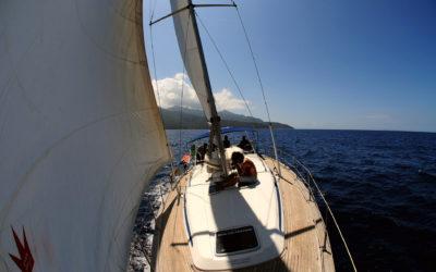 9 – 21 luglio | Scuola vela | Arcipelago Pontine – Isole Eolie – Grecia Isole Ionie