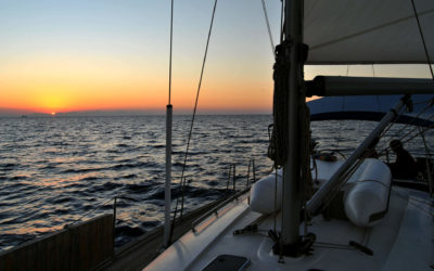 16 – 17 febbraio | Weekend a vela | Arcipelago Toscano