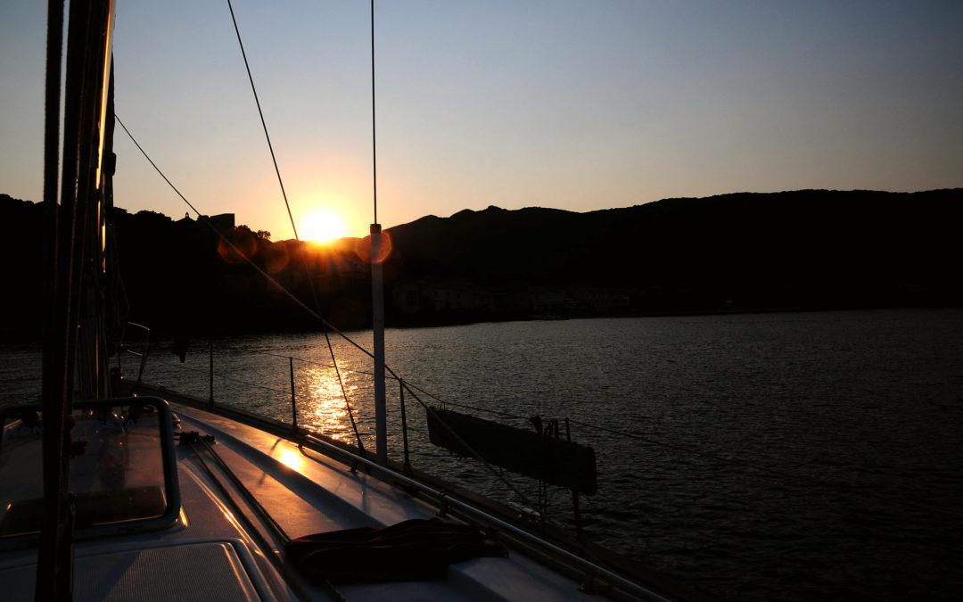 25 – 28 aprile 2019 | Weekend lungo a vela | Arcipelago Toscano