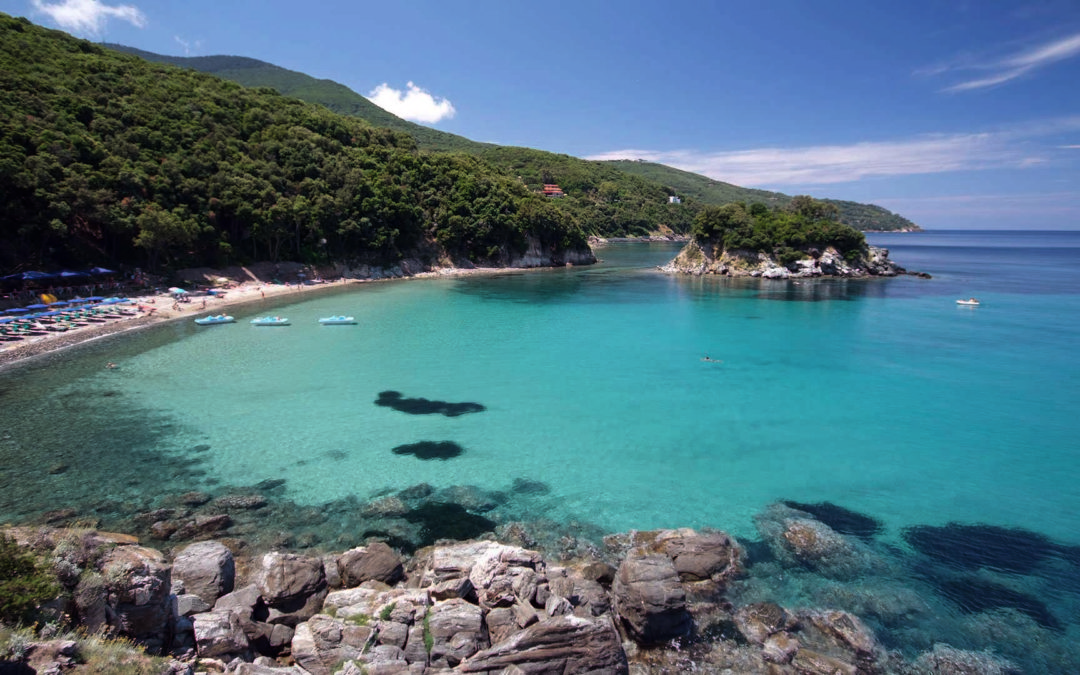 27 aprile -01 maggio | Weekend lungo a vela | Arcipelago Toscano