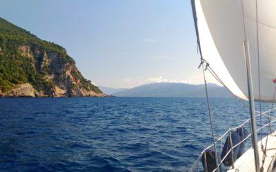 25 – 26 Maggio 2019 | Weekend barca a vela Ponza e Palmarola