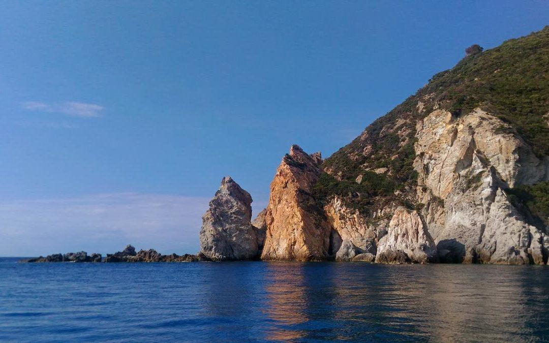18 – 19 Maggio 2019   Weekend barca a vela Ponza e Palmarola