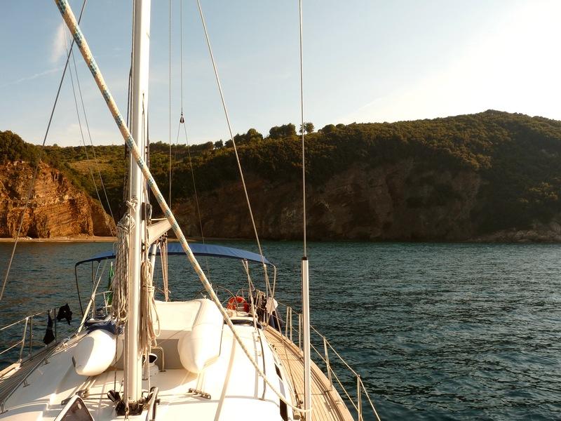23 – 24 febbraio | Weekend a vela | Arcipelago Toscano