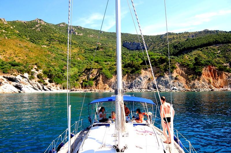 11 – 12 Maggio 2019 | Weekend barca a vela Ponza e Palmarola