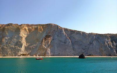 25 – 29 giugno | Weekend in barca a vela Ponza e Palmarola