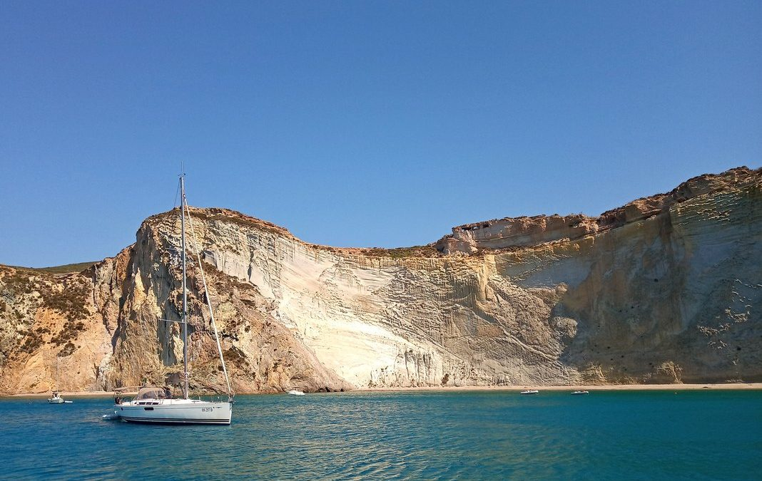 5 – 12 giugno | Vacanze in barca a vela Ponza e Isole Pontine