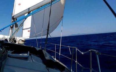8 – 11 ottobre 2020 | Weekend in barca a vela Ponza