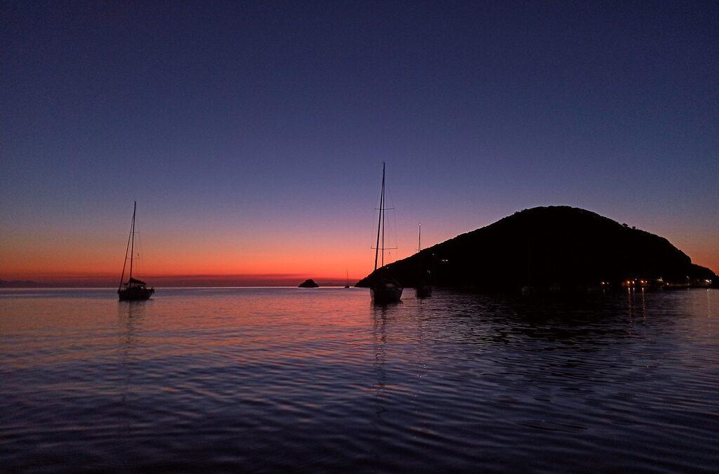 18 – 20 giugno | Weekend in barca a vela Giglio