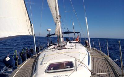 2 – 4 luglio | Weekend in barca a vela Ponza